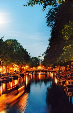 Herengracht Canal, Amsterdam