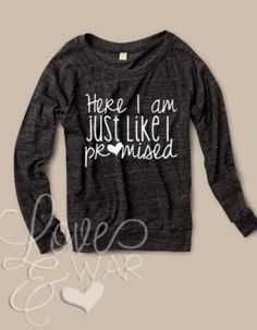 Here I am just like I promised dark gray slouchy long sleeve top - Love & War Clothing Missionary Homecoming, Missionary Girlfriend, Military Girlfriend, Military Love, Army Wives, Navy Wife, Better Half, Pretty Outfits, Long Sleeve Tops