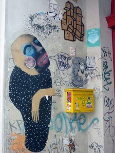 Streetart, Berlin Kreuzberg, 2011