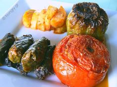 Kitchen Stories: Baked Stuffed Vegetables