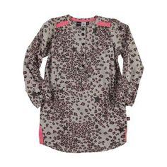 molo Kleid Cely mini leopard