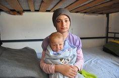 Niños refugiados, vidas estancadas