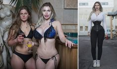 Swedish glamour model Pixee Fox has already had more than 100 cosmetic procedures and radical surgeries including famously having six ribs removed. Pixee Fox, Cash Advance, Cosmetic Procedures, Bikinis, Swimwear, Cosmetics, Nice, Model, How To Wear