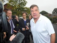 Sam Allardyce could face ban Football Association - The Express Tribune
