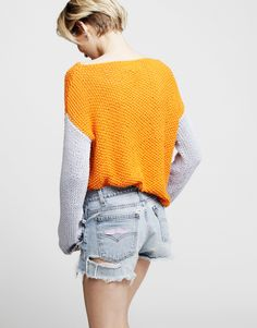 THE PRIMO SWEATER.  www.woolandthegang.com