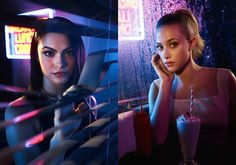 Inside Riverdale with Camila Mendes and Lili Reinhart.