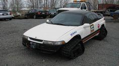 Subaru SVX Trax