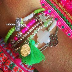 Jewelry bracelets boho gypsy handmade