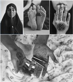 Shirin Neshat- Women of Allah series RC print and ink Rebellious Allegiance with Wakefulness- 1994 Untitled- 1996 Guardians of Revolution- 1994 Shirin Neshat, Personal Investigation, Ink, History, Melting Pot, Health Diet, Allah, Revolution, Artworks