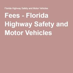 Is A Fast And Easy Way To Renew Or Replace Your Florida Driver License Or