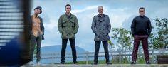 'T2 Trainspotting': Ewan McGregor reúne otra vez a su grupo en las nuevas imágenes de la película  Noticias de interés sobre cine y series. Noticias estrenos adelantos de peliculas y series