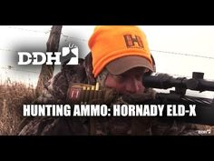 Hot Deer Hunting Ammo: Hornady ELD-X