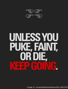 Inspirational Workout Quotes  | Come to Body Morph Gym in Ferndale, MI for all of your fitness needs! Call (248) 544-4646 TODAY to schedule an appointment or visit our website www.bodymorph.net for more information!