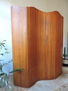 Vente Paravent bois SNSA des années 50 - Achat - Prix Decoration, Credenza, Armoire, Cabinet, Storage, Design, Furniture, Coaching, Home Decor