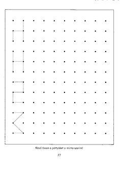 Estructuración espacial. Copiar según modelo Adhd Activities, Activities For Kids, Tracing Worksheets, Preschool Worksheets, Childrens Workshop, Tools For Teaching, Pre Writing, School Projects, Fine Motor