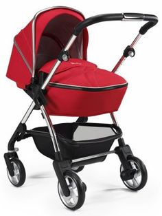 Silver Cross: the Wayfarer travel system and Simplicity car seat