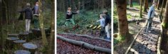 Moms:Tots:Zurich: Sihlwald Forest Theme Trail