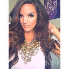 #curls #curlyhair #bighair #caseyholmes