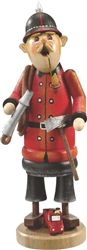 Fire Fighter Incense Smoker.
