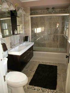 Neutral tone color bathroom ideas