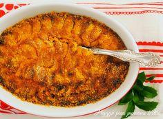 Peggyn pieni punainen keittiö: Porkkanalaatikko