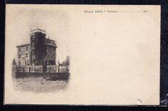 Cartolina Varazze Villa Nina GB309 | eBay