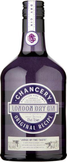 Chancery London Dry gin