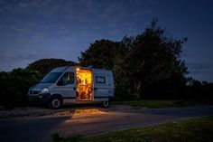As the sun goes down the it's always nice to retreat to the cozy warmth of the van. Thanks to @jamesdundon for the pic. #vanlife #dartmoor #vanlifediaries #vanlifeadventures #vanlifers #vanlifers #vanlifeideas #vanlifeexplorers #vanlifestyle #vanlifemovement #homeiswhereyouparkit #tinyhome #tinyliving #vancrush #vanporn #campervan #camper #motorhome #vauxhall #movano #selfbuild #builtnotbought #modifiedvans #vanlifeproject #vanlifeuk #vanlifeblog
