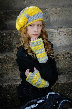 Texting Gloves Crochet Fingerless Glove Mitten by foreverandrea Ujjatlan  Kesztű 95a497f589