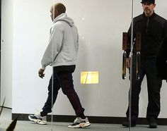 Is Kanye West Wearing an adidas Yeezy Runner?