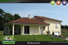 Exemple de réalisation de constructions dans le Cantal (15 - Raymond Raynal