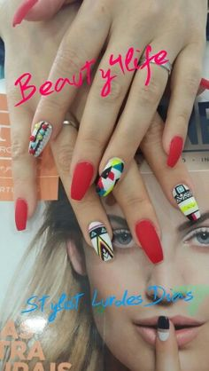 Nails, Beauty, Finger Nails, Beleza, Ongles, Nail, Nail Manicure
