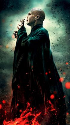 Lord Voldemort Mobile Wallpaper 8701