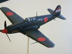 """Ki-61 Allied code name """"Tony"""""""