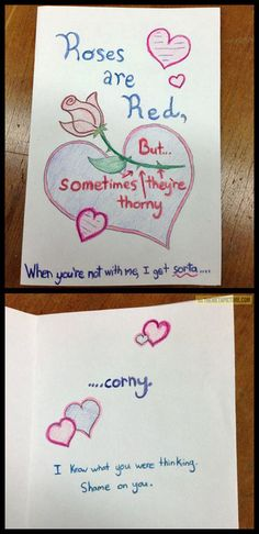 Love notes !