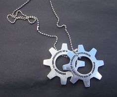 Gears of War Cog Tags
