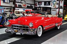 1948 Late Production Cadillac Convertible ,LT4 Corvette Engine,