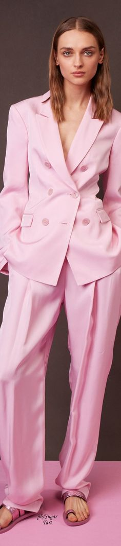 What to Wear for a Job interview - Tibi - Resort 2018