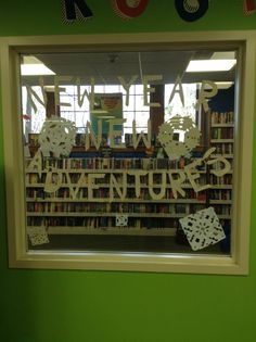 Hope everyone's 2015 is off to a great start.  Thank you to our teen volunteers for the decorations!