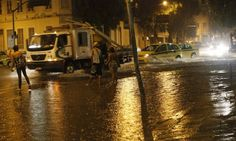 Chuva no Centro do Rio: estação chuvosa deve aumentar, assim como dias de grandes tempestades