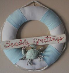 Nautical Christmas - for the shore house?