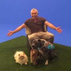 Top 10 Best Dog Trainers in the United States published in TopTeny magazine Animals - The dogs are the best friends but it seems that this is not the same thing for all dog owners. What does this ... -  Cesar Millan2 -  #animals #dogtrainers #dogtrainersintheUnitedStates #dogtraining #pettrainers #USdogtrainers #topten #top10 #onlinemagazine #toptenymagazine #trends #top10lists