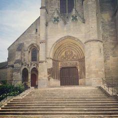 Eglise Saint Samson #Clermont #Oise