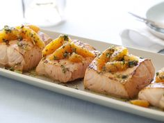 Quick Grilled Salmon #RecipeOfTheDay