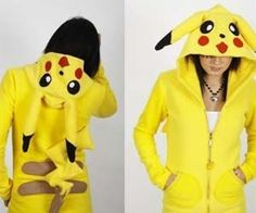 Although we're way past the original 150 Pokémon that started it all, none has been able to match the popularity of the mighty Pikachu. To this day fans still idolize the cuddly creature and now with the Pikachu hoodie you'll also be able to demonstrate your fondness for the electric rodent as well. Even though…