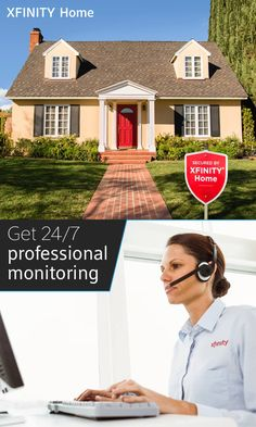 Help keep your home and family protected with 24/7 professional monitoring with fast response time from XFINITY Home.