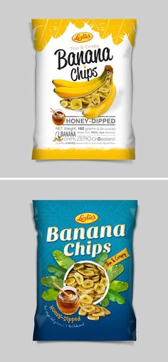 30 Inspiration For Attractive Chips Packaging Designs- - Chip Packaging, Packaging Snack, Food Packaging Design, Beverage Packaging, Packaging Design Inspiration, Brand Packaging, Product Packaging Design, Clever Packaging, Branding Ideas