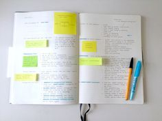 second-year-studying:  Today's pre lecture notes in my messy first draft book. Such a productive morning