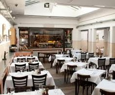 Italian Restaurant Toscanini Amsterdam