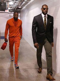 Os jogadores estilosos da NBA